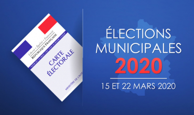 ELECTION MUNICIPALES 2020
